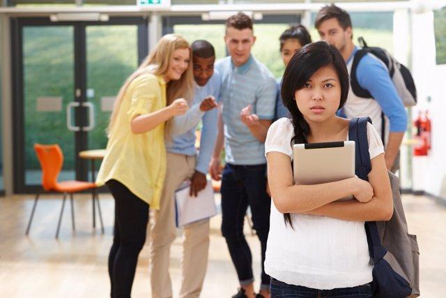 Discriminación y jóvenes