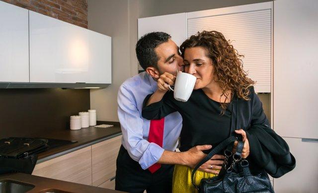 Así afecta el estrés a la pareja