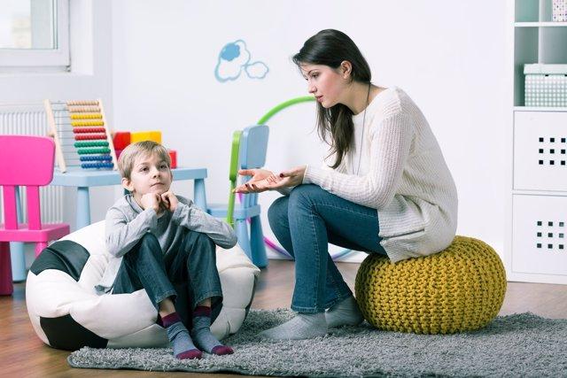 Cómo conseguir que los niños nos cuenten su día