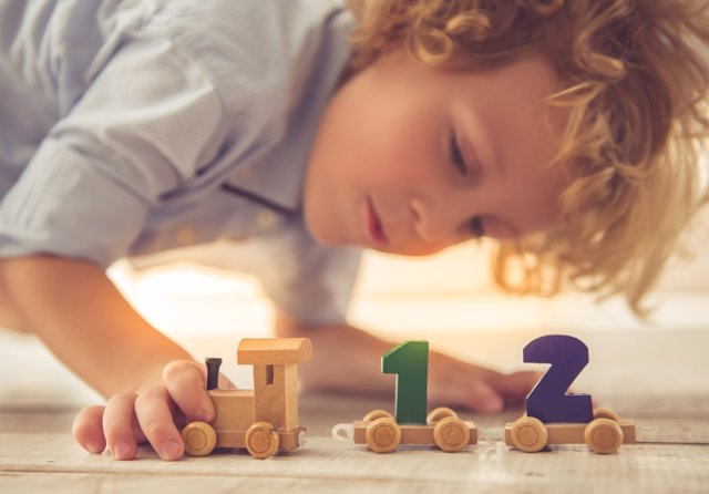El cerebro de los niños con TDA