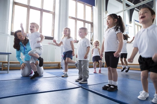 El ejercicio tiene beneficios en el desarrollo intelectual
