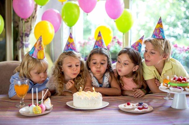 Juegos para las fiestas de cumpleaños