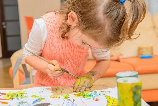 La creatividad y su importancia para los niños