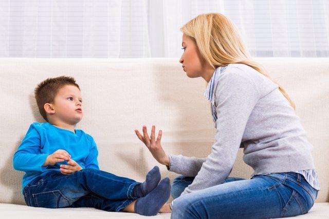 Hablar del cáncer con un niño es difícil pero necesario.