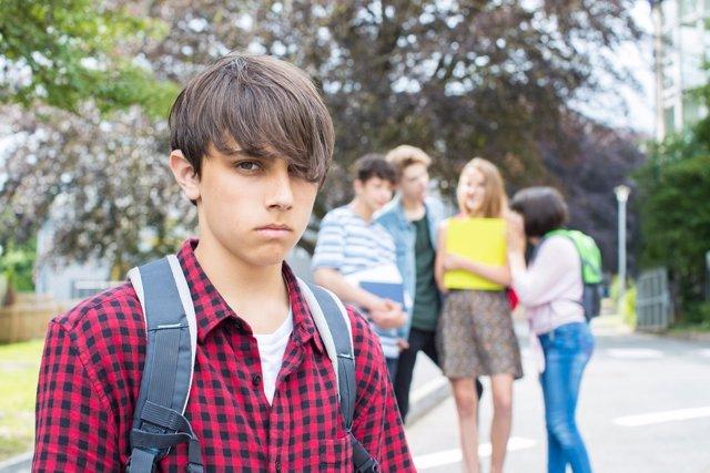 El acoso escolar no es igual en todas las situaciones.