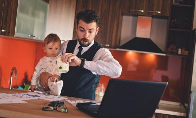 La puntualidad y las prisas en la familia