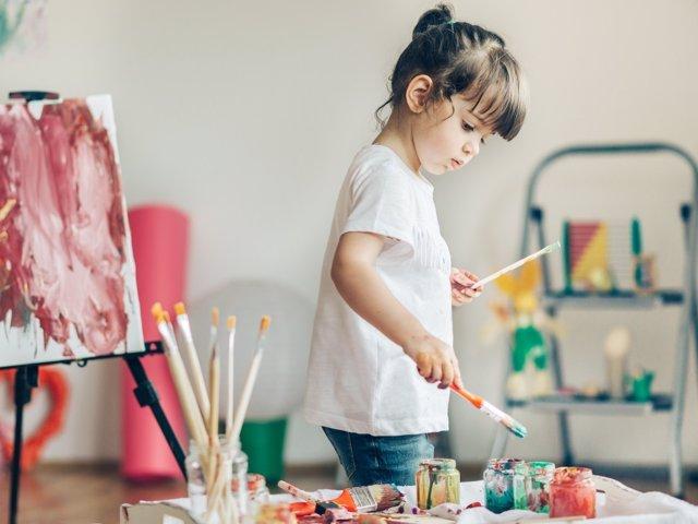 Fomentar la creatividad en la infancia