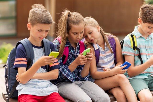 Instagram, la red social favorita de los niños