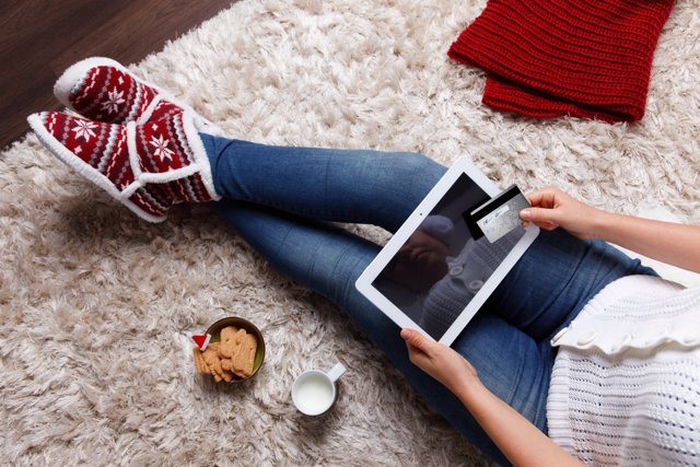 Micropréstamos para gastos extra Navidad