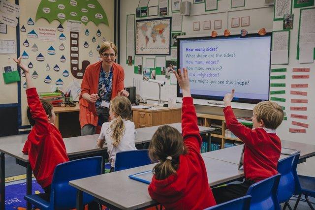EduCaixa lleva el Big data a los colegios