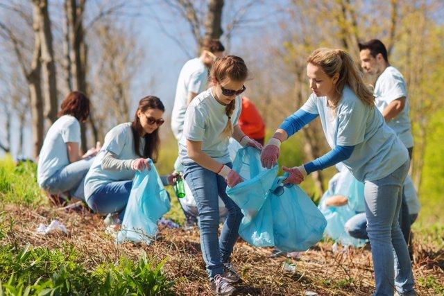 Voluntariado en la adolescencia