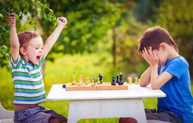 Cómo enseñar a los niños a superar sus fracasos