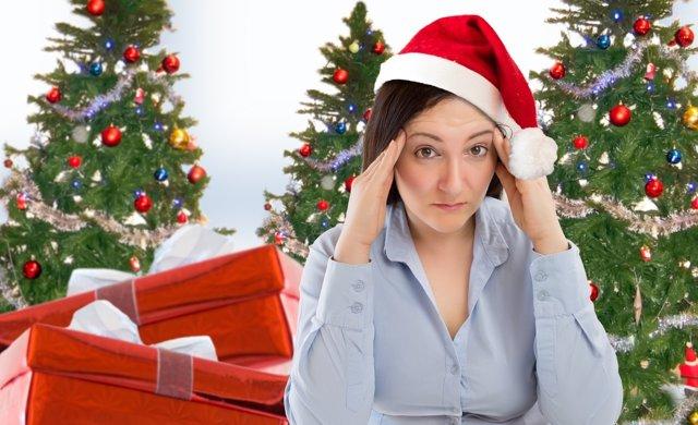 Olvídate del estrés navideño con estos consejos.