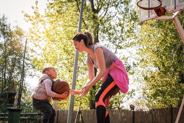 El deporte de nuestros hijos