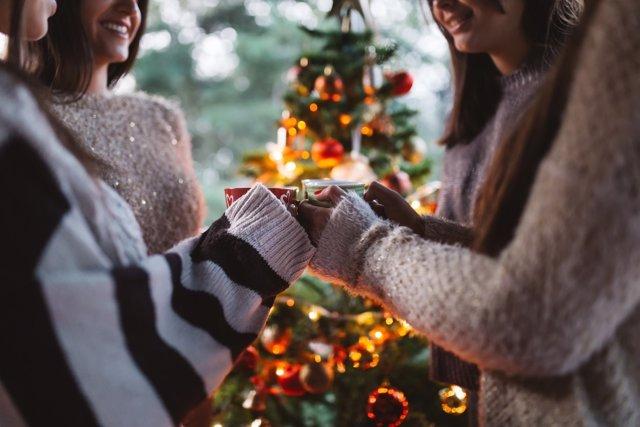 Amabilidad en Navidad