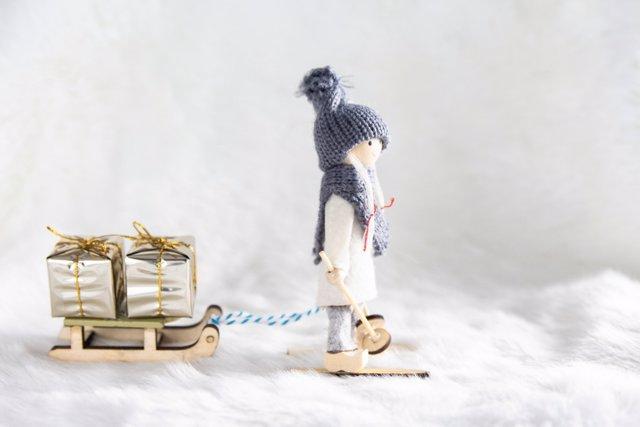 Los juguetes que ya no se usan pueden hacer felices a otros