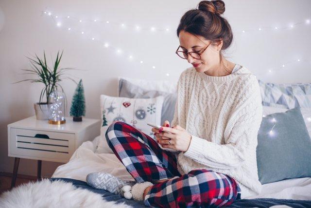 Navidad y redes xociales