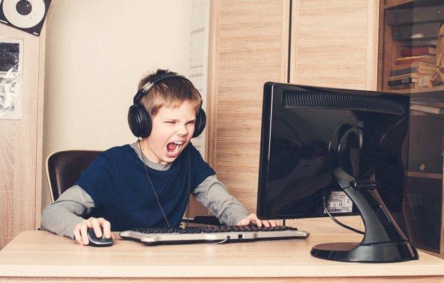 La OMS declarará a partir dde 2018 el trastorno de videojeugos como enfermedad.