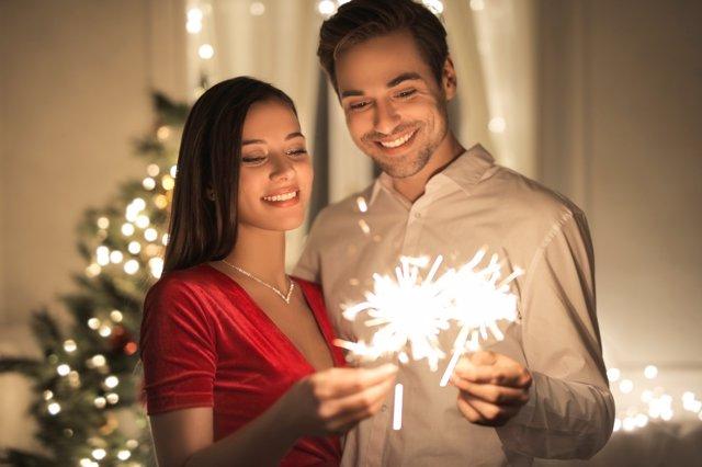 En el amor, año nuevo, vida nueva