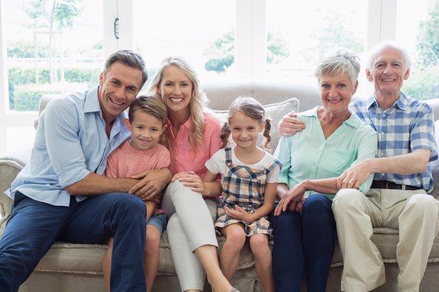 Abuelos y modelos de relación famiilar