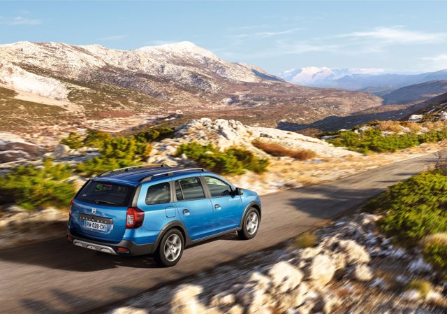 Nuevo Dacia Logan MCV