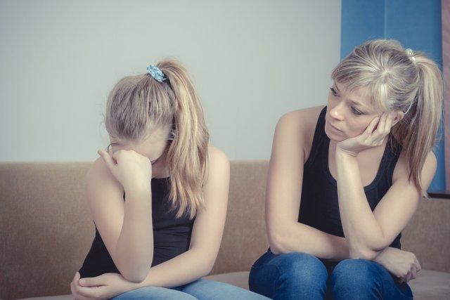 La genética influye en gran medida en la aparición de problemas como depresión.