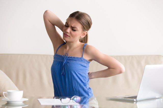 El dolor de espalda en la juventud