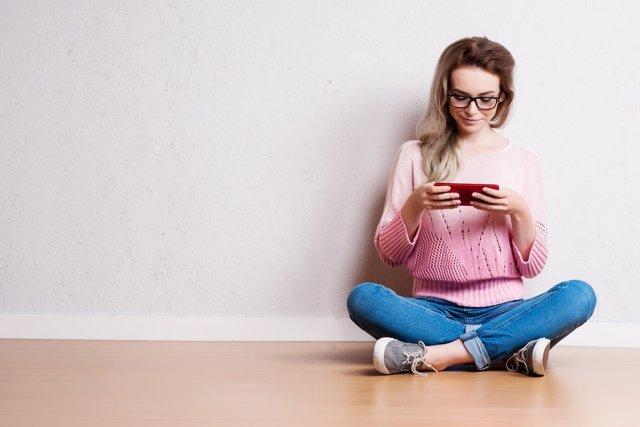 Los smartphones provocan los síntomas del túnel carpiano en jóvenes.