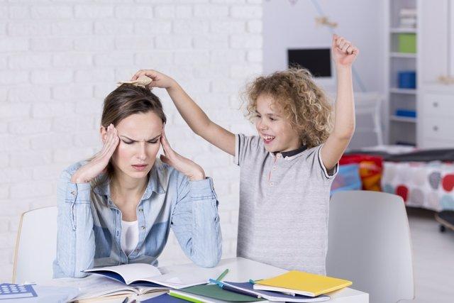 Hipereactivos: no paran quietos