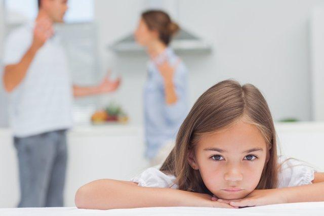 Así afecta a los niños la separación de los padres