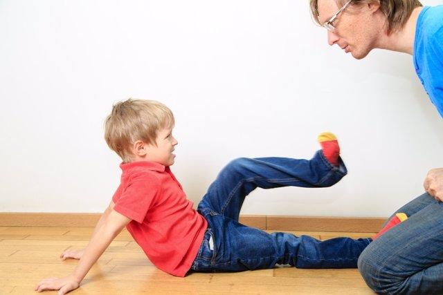 ¿A Qué Responde La Presencia De Agresividad En Niños?