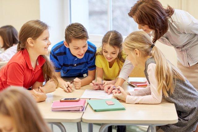 Madrid entre los primeros territorios europeos con mayor segregación escolar.
