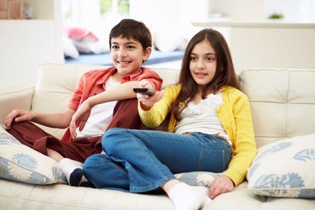 Las estrellas de televisió o del deporte influyen en los niños.