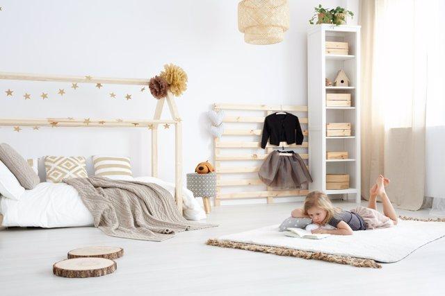 La habitación de los niños es mucho más que su espacio de descanso.
