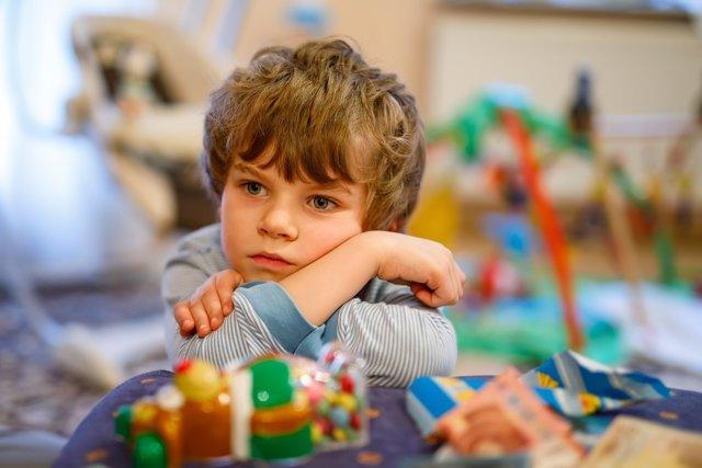 ¿Cómo Es El Proceso De Duelo En Un Niño?