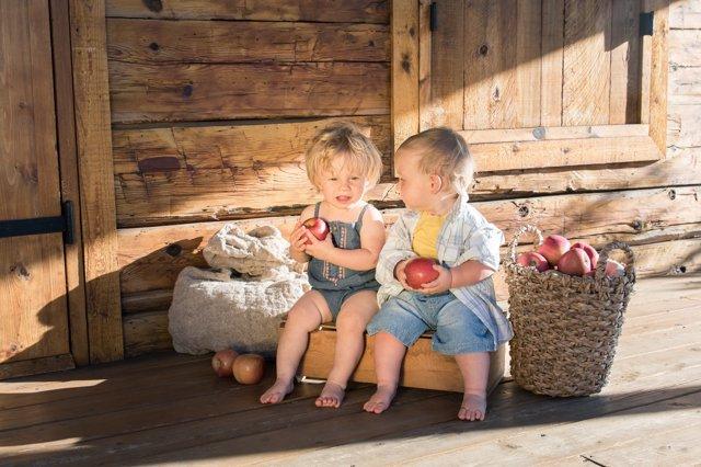 Niños sinceros