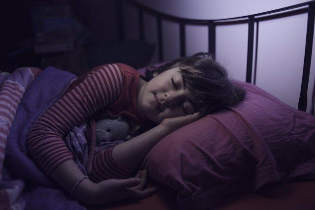 ¿Por Qué Hablan Los Niños En Sus Sueños?