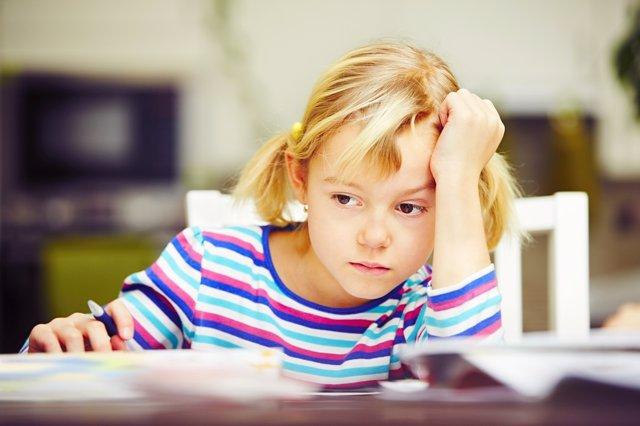 ¿Saben Los Niños Tolerar La Frustración?