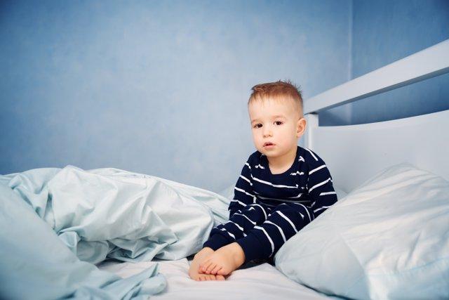 ¿Y Si El Niño No Quiere Dormir Solo?