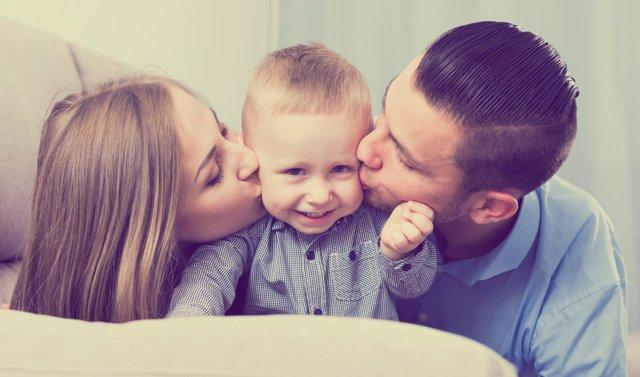 Los buenos comportamientos merecen buena respuesta por los padres.