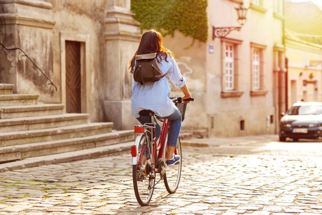 Convivir, el reto entre ciclistas y conductores