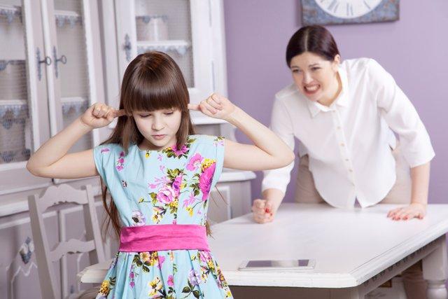 Alternativas: qué hacer para evitar gritar a los niños