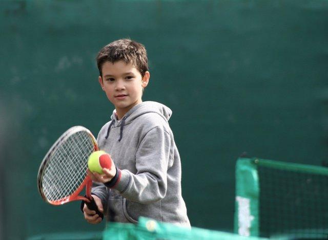 En el tenis, juega limpio