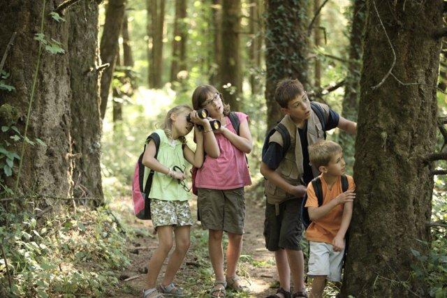 El Camino en familia organiza campamentos de verano