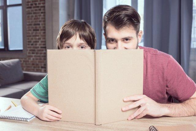 La lectura tiene un gran beneficio en el éxito escolar de los niños