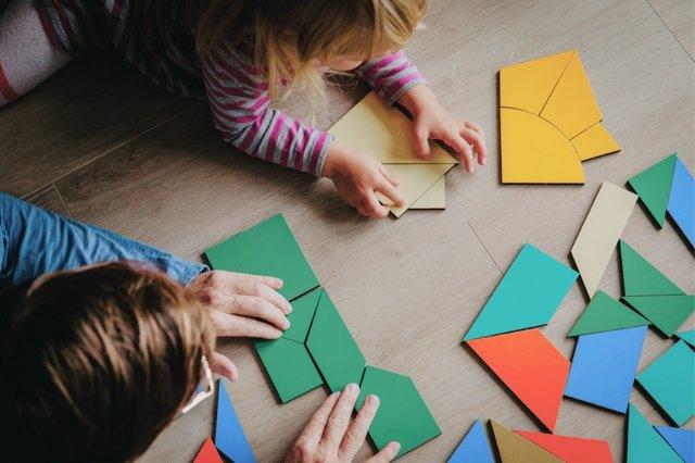 Lo que el juego puede aportar a la educación en el orden.