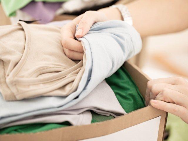 Adiós invierno, hola verano. Toca cambiar la ropa del armario.