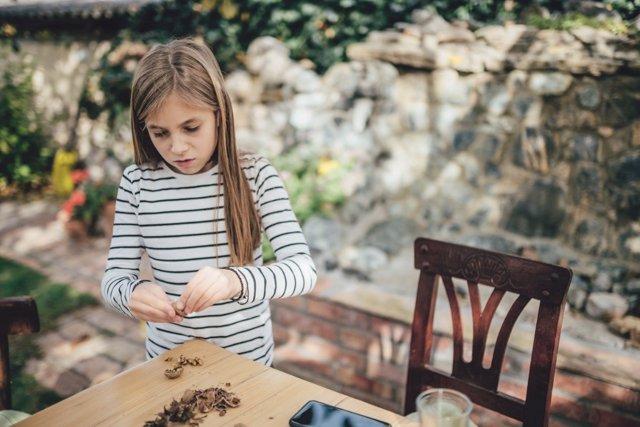 Las nueces y la alergia alimentaria