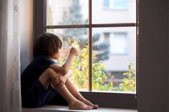 Estos son los primeros síntomas de depresión en niños.