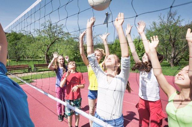 Los valores del deporte